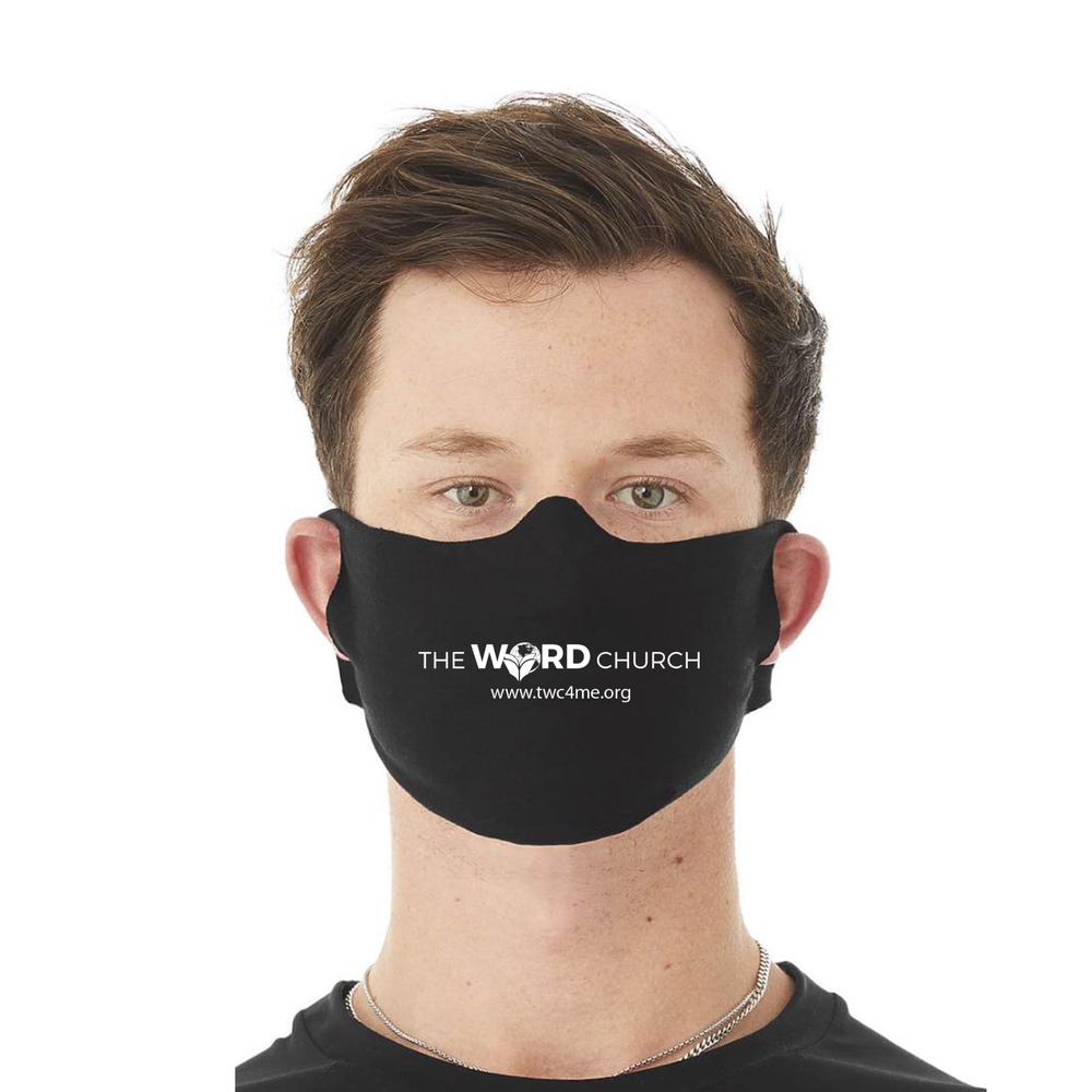 Image of #TWCStrong Face Mask