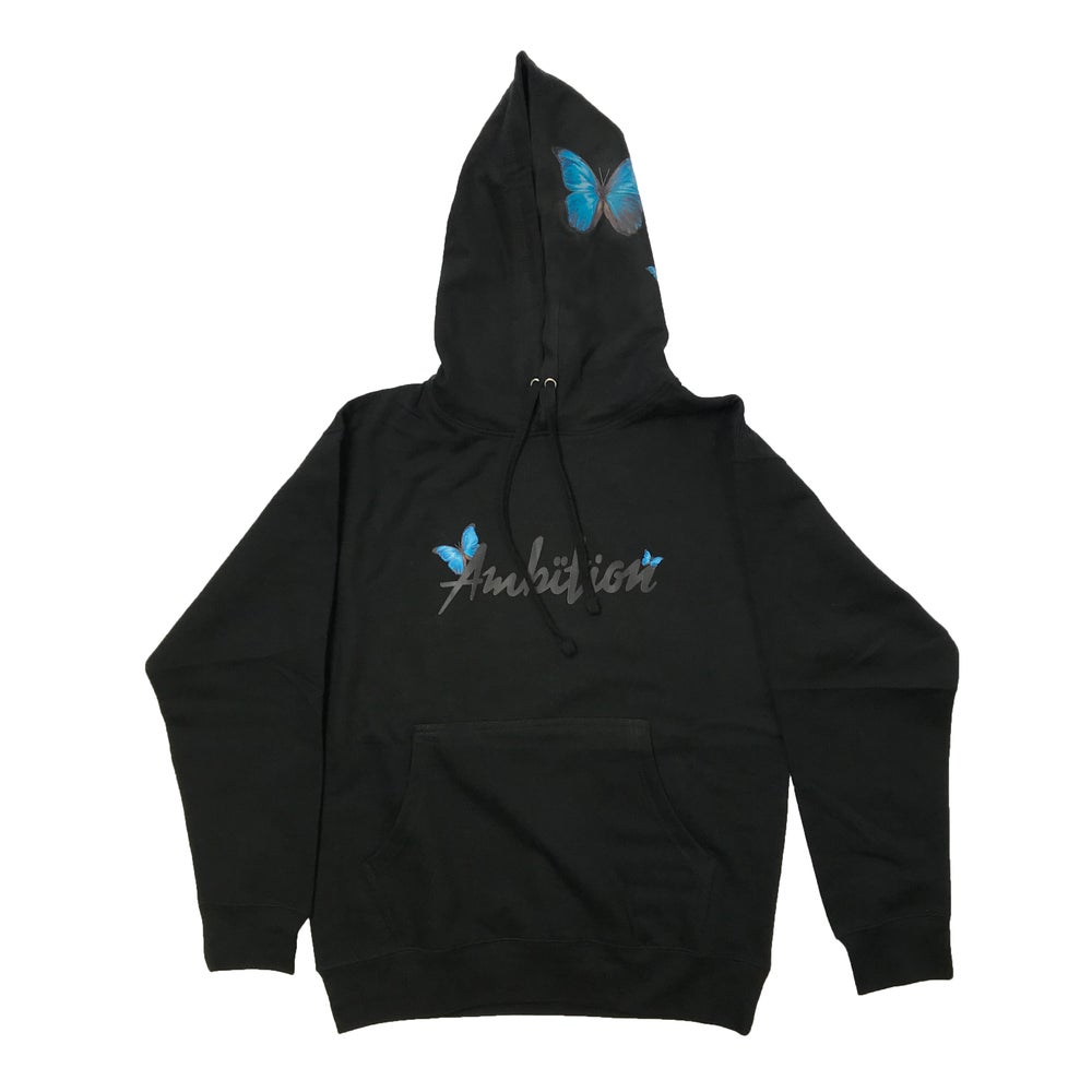 Image of Butterfly hoodie