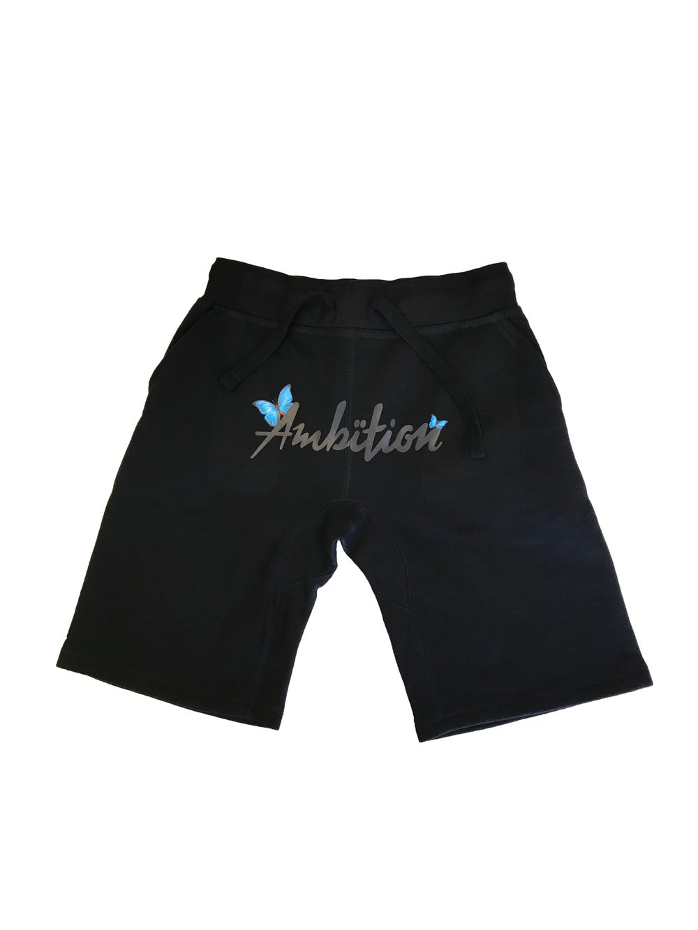 Image of Butterfly shorts (blk)