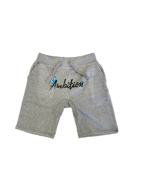 Image of Butterfly Shorts (GRY)