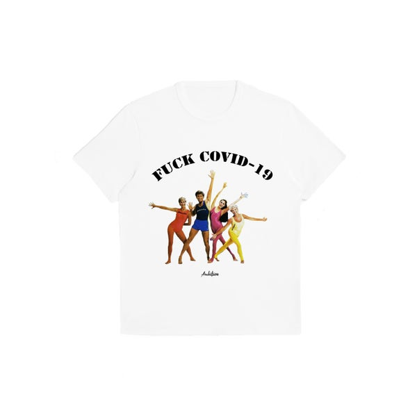 Image of Fxck COVID-19 TEE