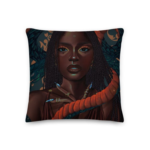 "Image of ""Charmer"" Pillow"