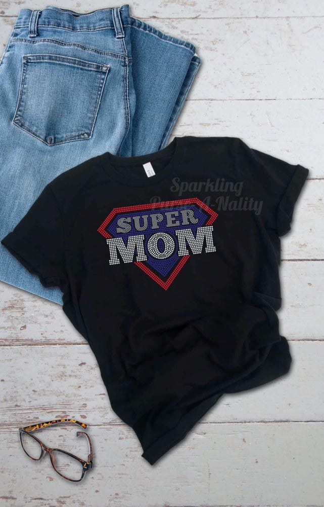 "Image of ""Sparkling"" Super MOM"