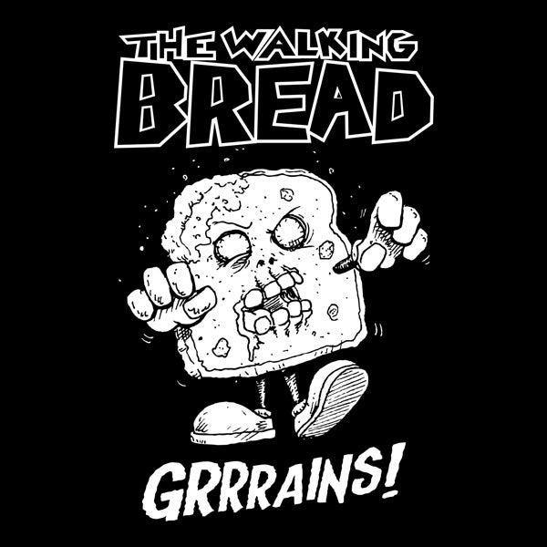 Image of The Walking Bread