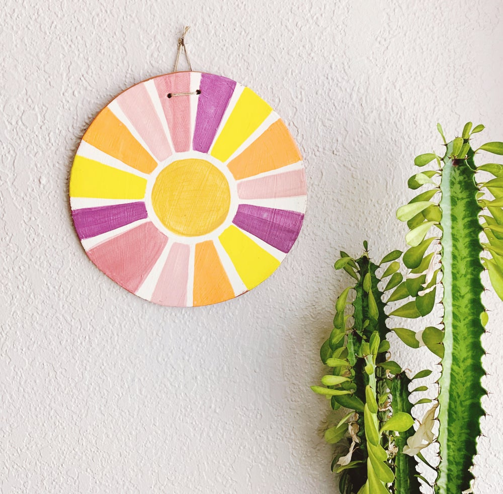 Image of Sunshine Wall Hanging