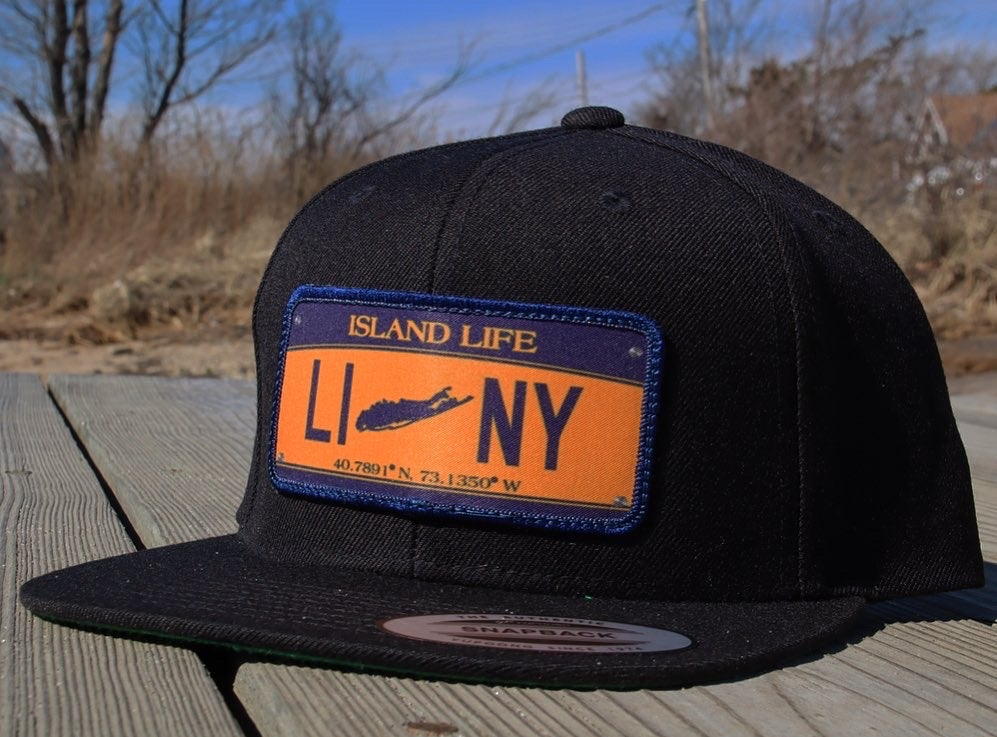Image of LINY License Plate Hat