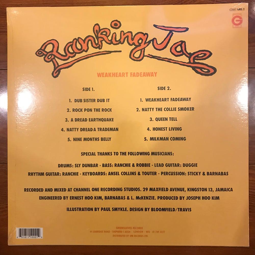 Image of Ranking Joe - Weakheart Fadeaway Vinyl LP