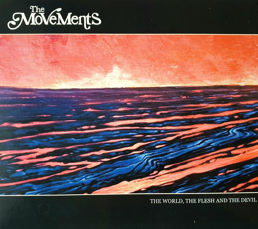 The Movements - The World, The Flesh And The Devil (CD)