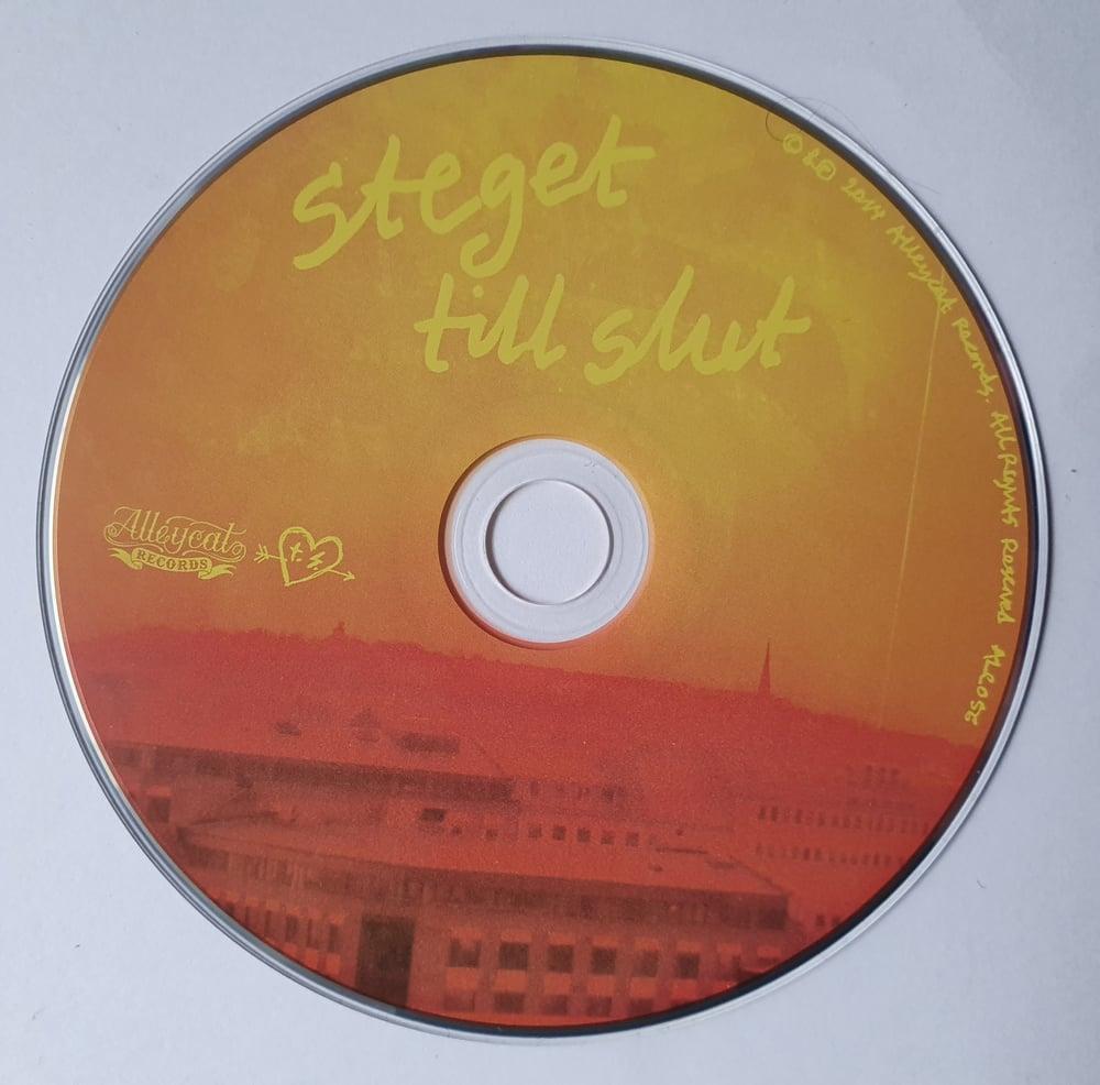 Steget - Till Slut (CD)