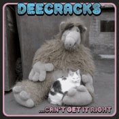Image of DeeCracks - ...Can't Get It Right 7""