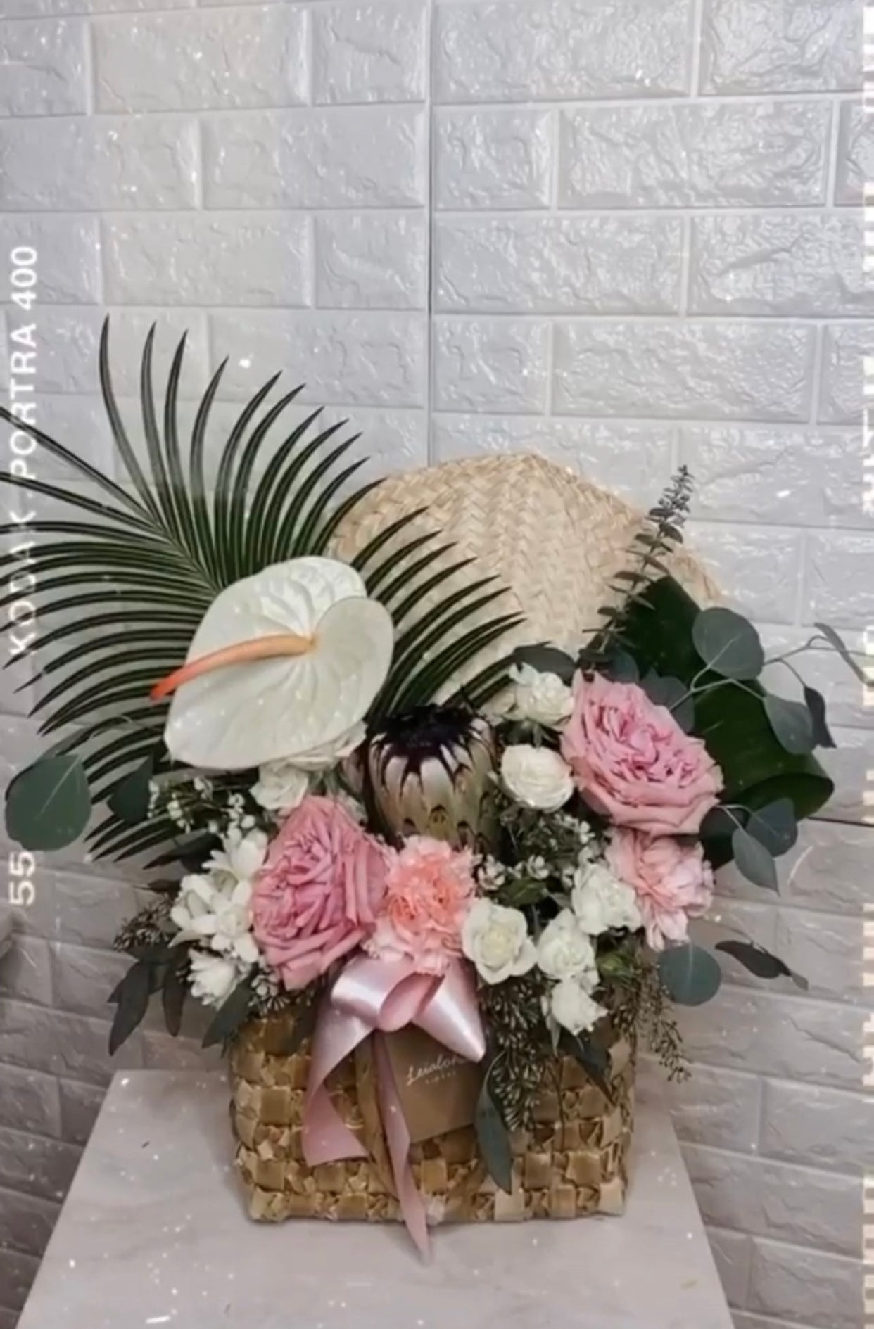 Image of Leialoha Blooms x ADORE Bloom Bag II