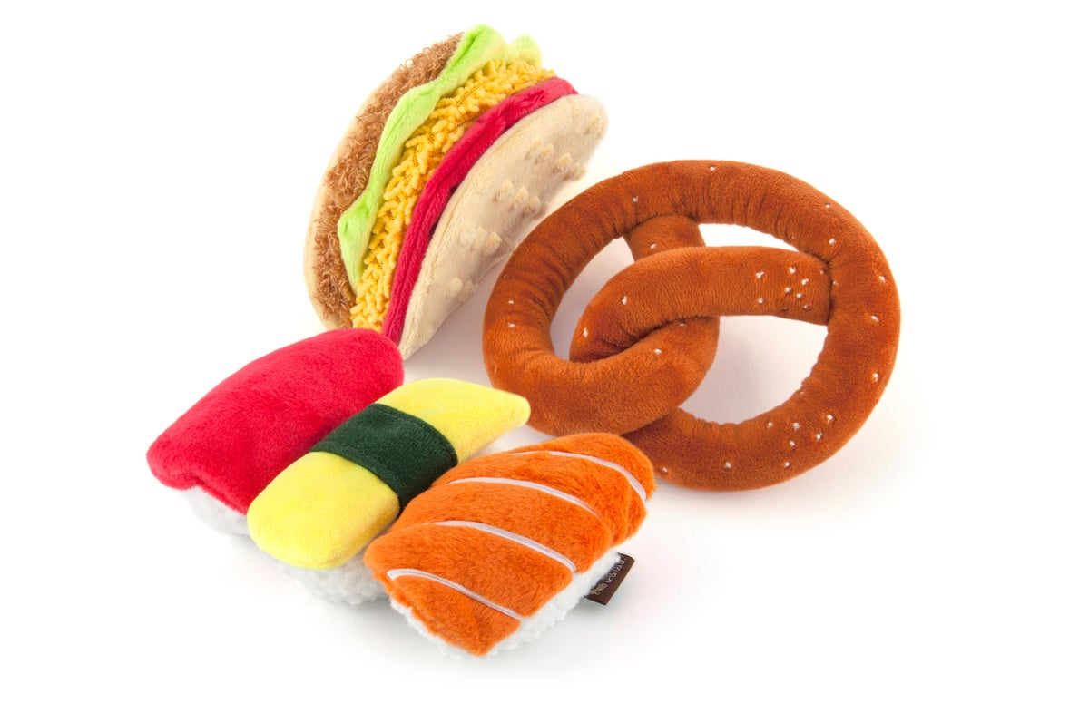 International Classic Food Plush Toy
