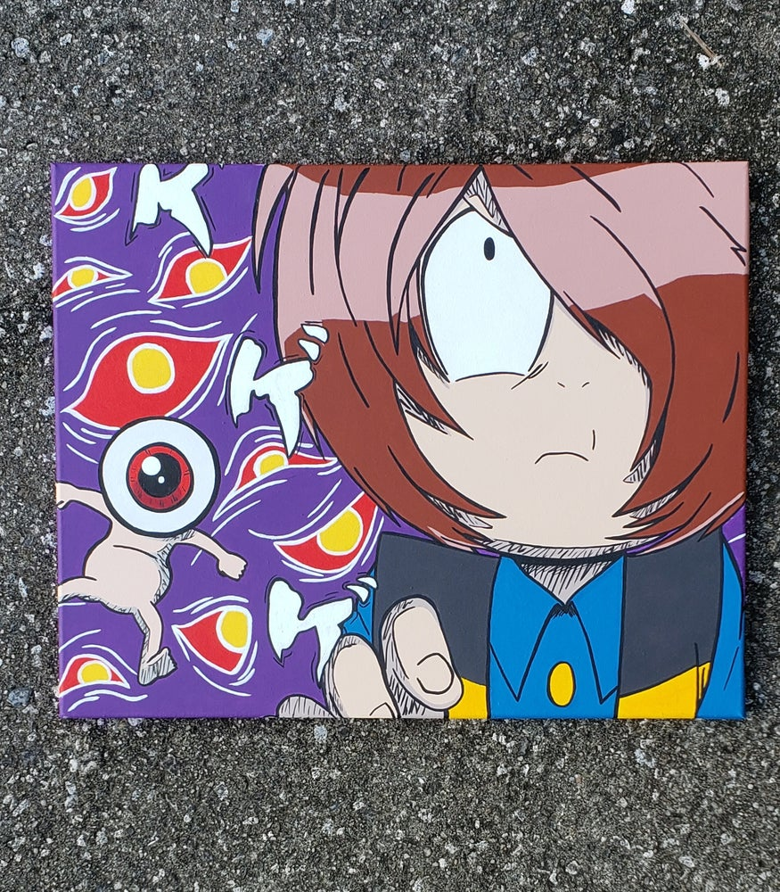 Image of GE GE GE!! (Kitaro & Daddy Eyeball)