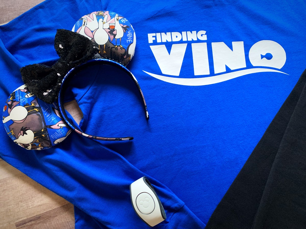 Image of Finding Vino Tee
