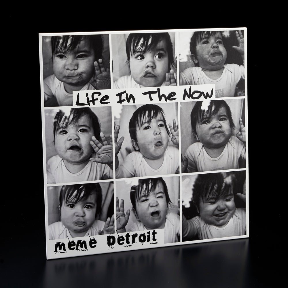 """Image of Life in the now EP 12"""" Vinyl"""
