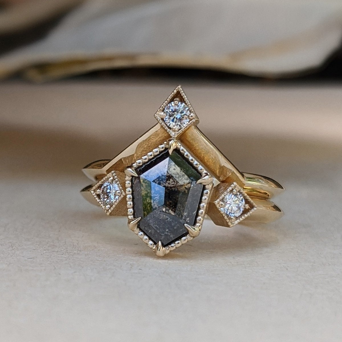 Image of Luella Ring Set