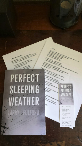 Image of Perfect Sleeping Weather 5 Year Anniversary