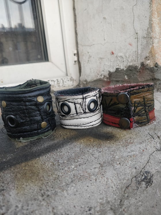 Image of 3 cuffs sale