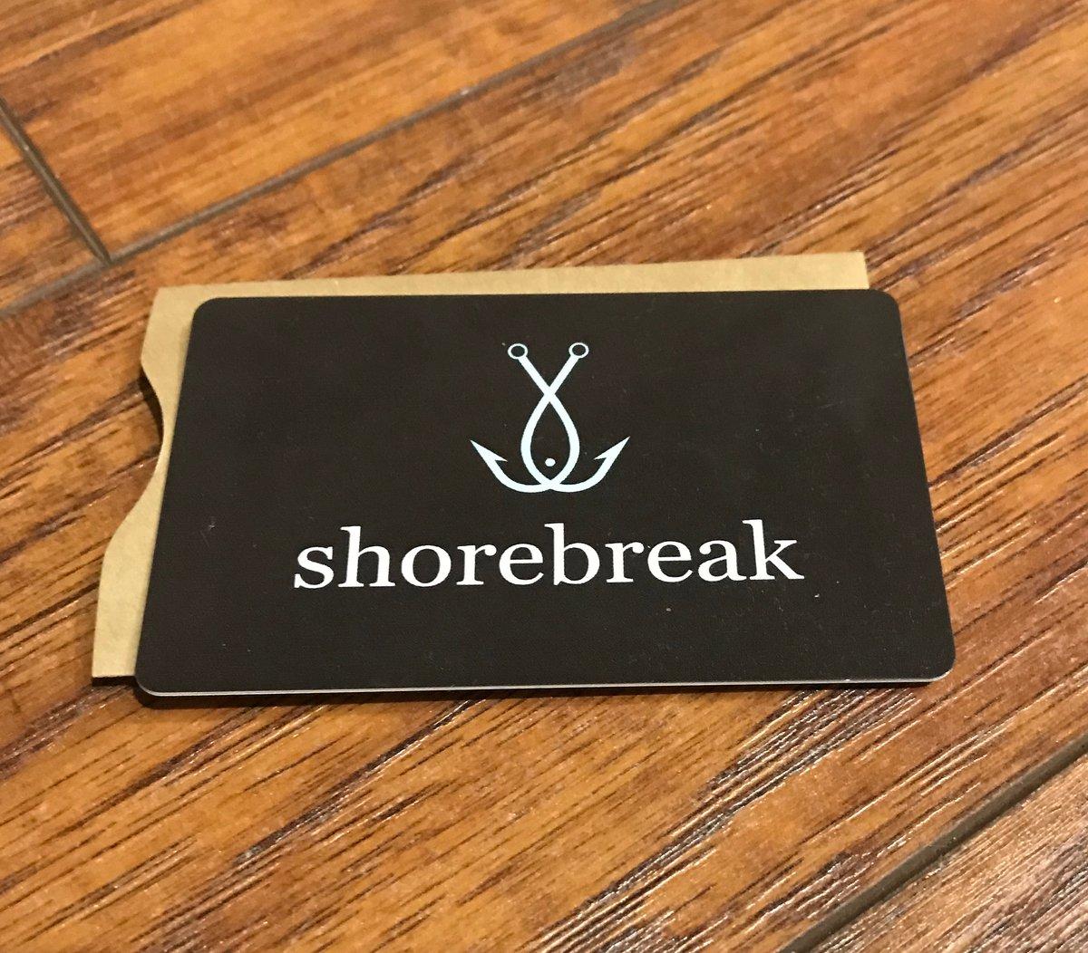 Image of Shorebreak Gift Card