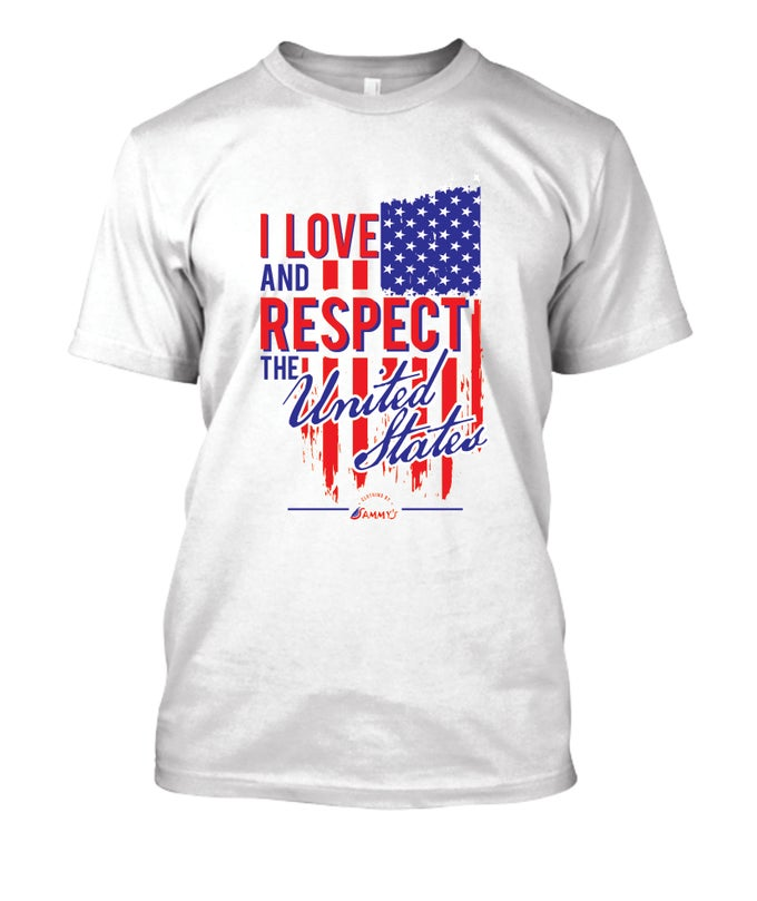 Image of Love and Respect Tee