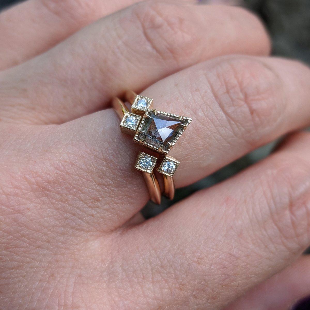 Image of Alma Ring Set