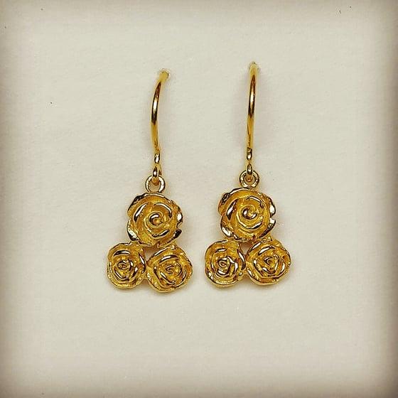 Beeld van Rose Earrings