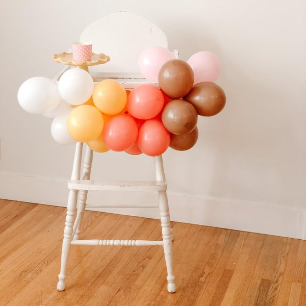 Image of White Vintage Highchair Rental
