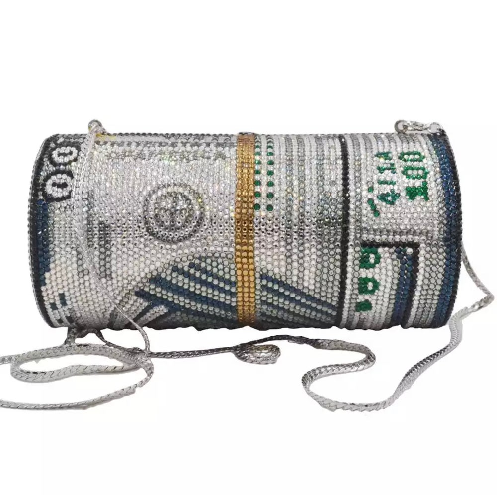 Image of SHOW ME THE MONEY CLUTCH II