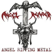 Image of Angel Reaper ‎- Angel Ripping Metal DLP