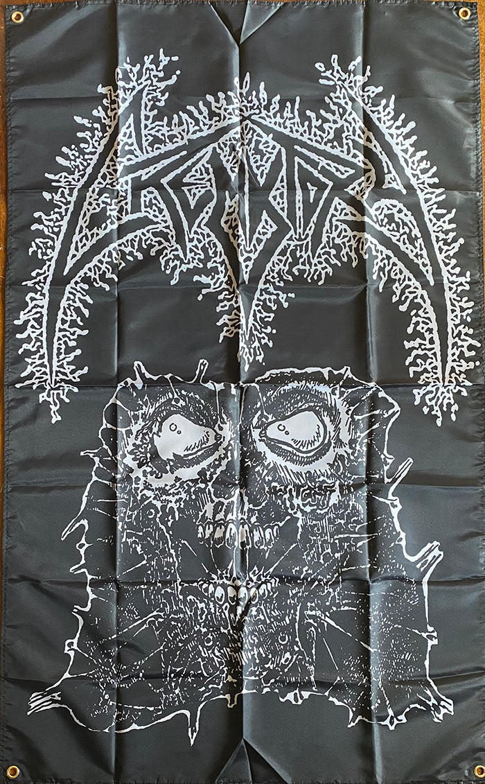"""Image of Crematory """"  The Exordium  """"  - Banner / Tapestry / Flag"""