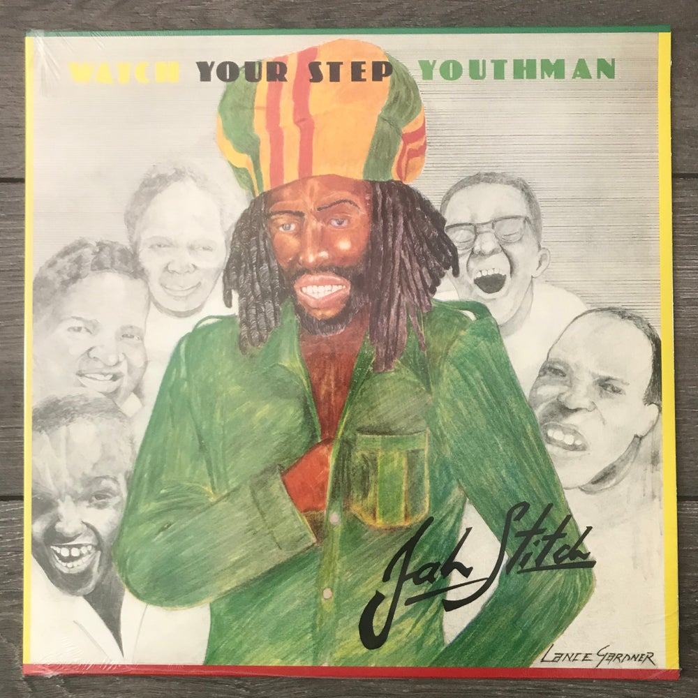 Image of Jah Stitch - Watch Your Step Youthman Vinyl LP