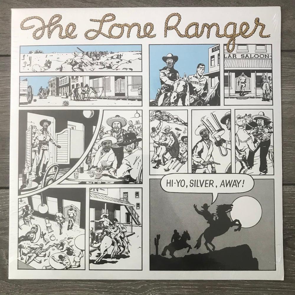Image of Lone Ranger - Hi Yo Silver Away Vinyl LP