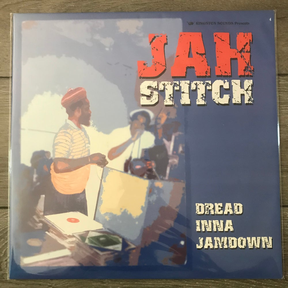 Image of Jah Stitch - Dread Inna Jamdown Vinyl LP