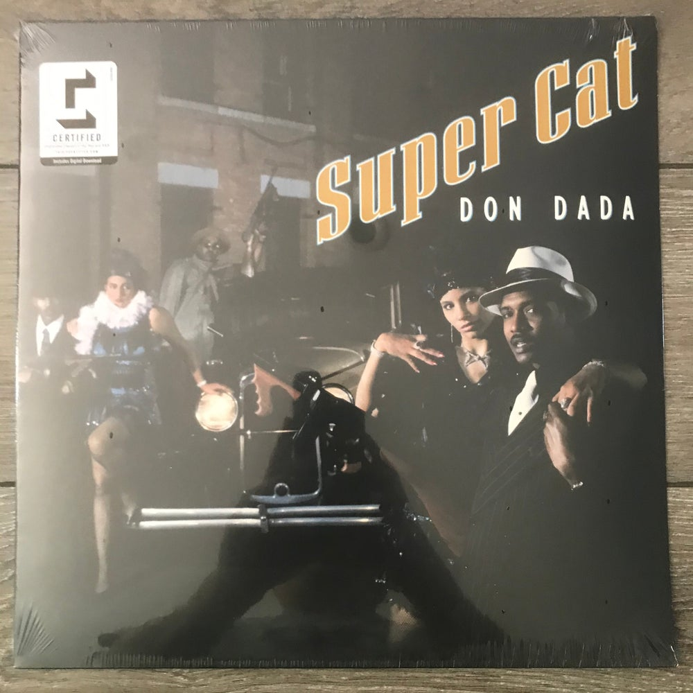 Image of Super Cat - Don Dada Vinyl LP