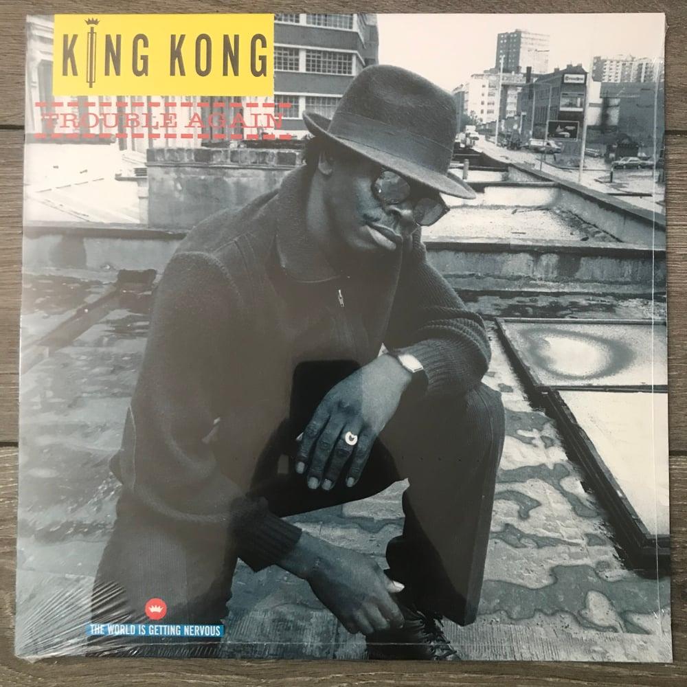 Image of King Kong - Trouble Again Vinyl LP
