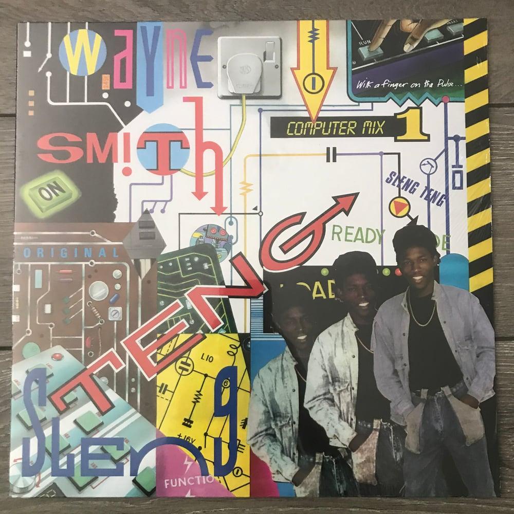 Image of Wayne Smith - Sleng Teng Vinyl LP