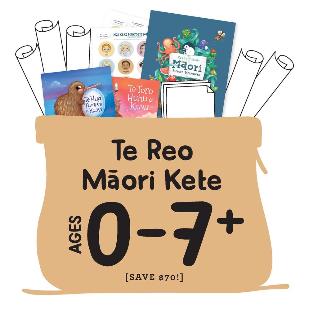 Te Reo Māori Kete