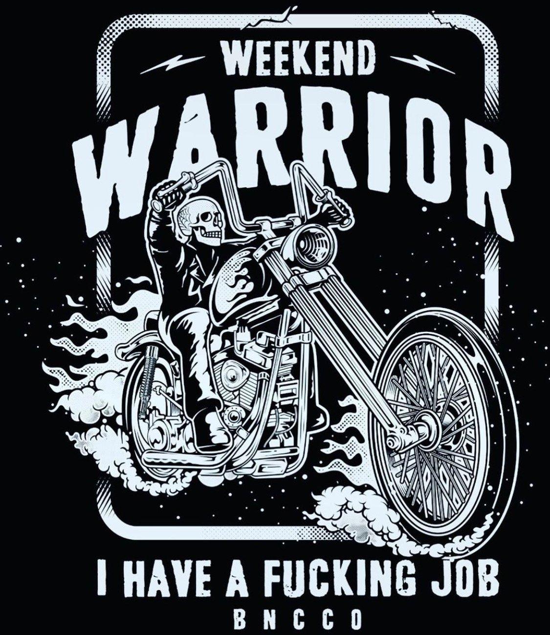 Image of Weekend Warrior Tee