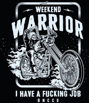 Image of Weekend Warrior Tee