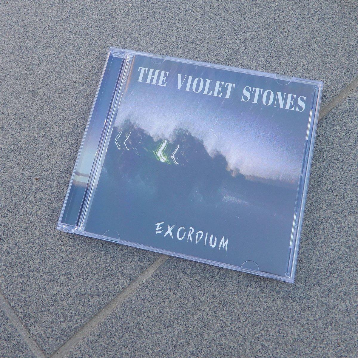 Image of The Violet Stones 'Exordium' CD