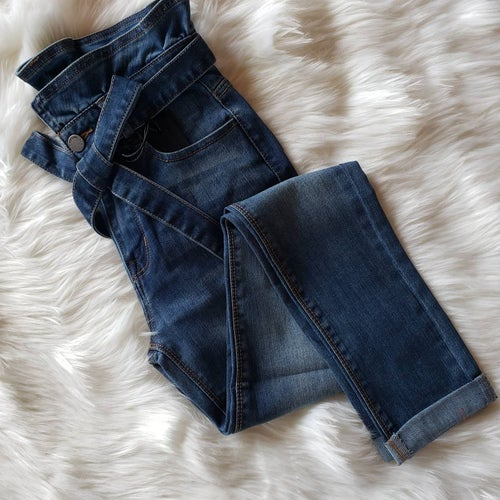 Image of Violet High Waisted Jean's