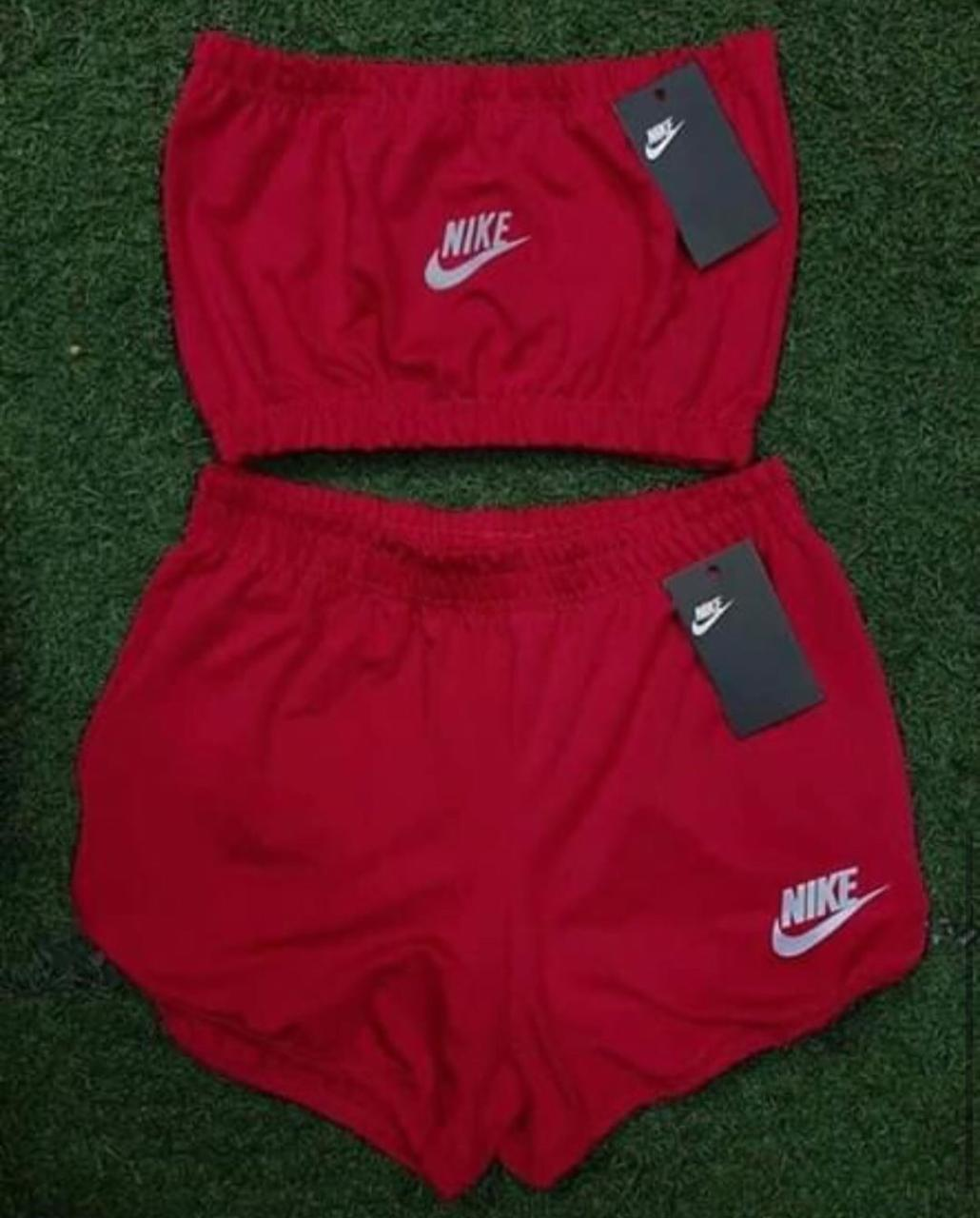 Image of Nike Bandu & Short Set