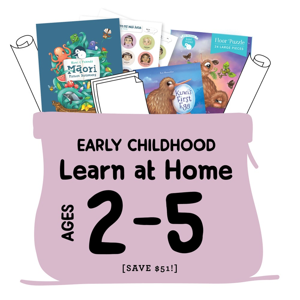 Learn at Home Kete [Early Childhood]