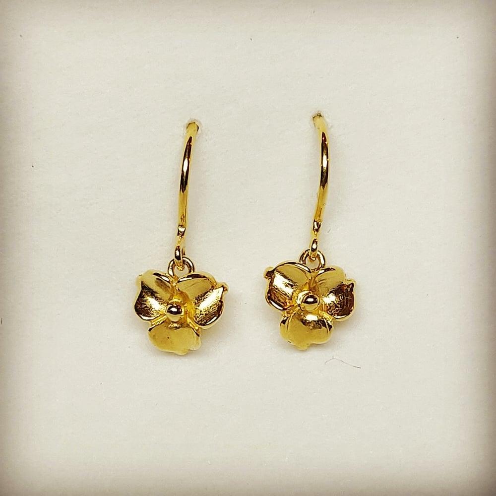 Beeld van Flower earrings