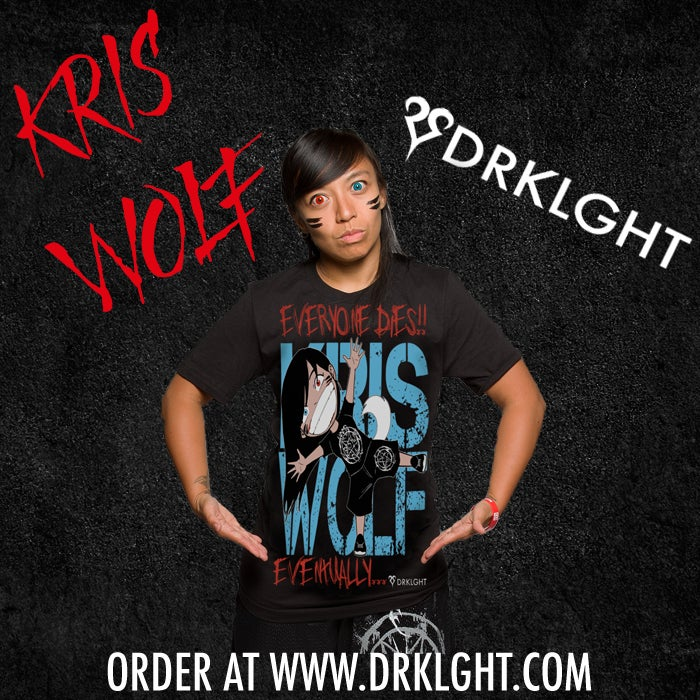 Image of Kris Wolf Shirt
