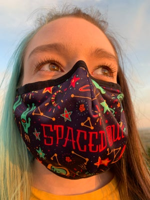 KOOZ - Spaced Out Mask