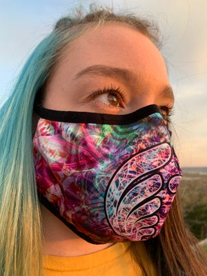 Papa Bear - Colorstorm Mask