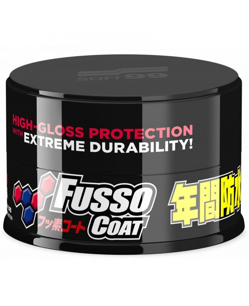 Image of Soft99 *New* Fusso Coat Dark 200g