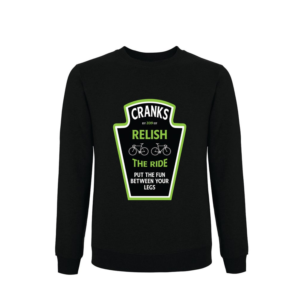 Cranks Relish The Ride - Sweatshirt