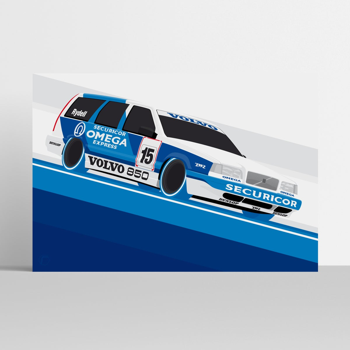 Image of Volvo 850 Racing | Rydell